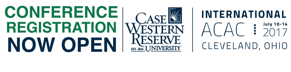 Registration for the 24th Annual Summer Conference at Case Western Reserve University is now open